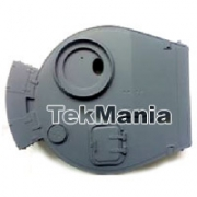 1:16 3818-1 Tiger 1 Turret Top (Grey)
