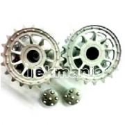 1:16 3818 & 3819 Plastic drive wheel