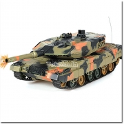 1:24 Scale German Defence Leopard II A5 Rc Tank £39.99rrp
