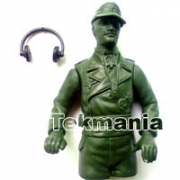 1:16 Tank German Commander Figure