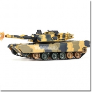 1:24 Scale US Army M1A2 Abrams RC Tank £49.99rrp