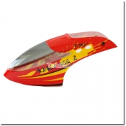E-SKY Honey Bee V2 Canopy (Red) £16.99rrp