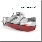EXCLUSIVE! Waltersons German Emden U16 Submarine £39.99rrp